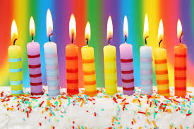 2° cumpleaños…